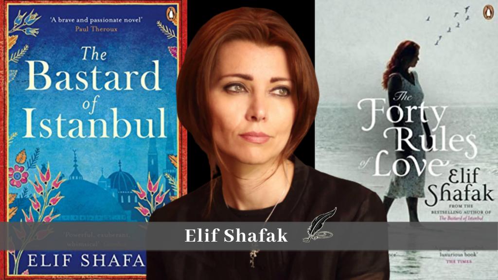 Elif Shafak Author Review Penslips Magazine