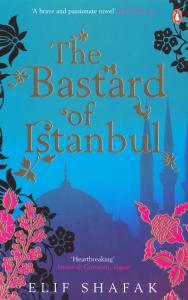 The Bastard of Istanbul book cover - best Elif Shafak Book