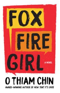 Fox Fire Girl cover
