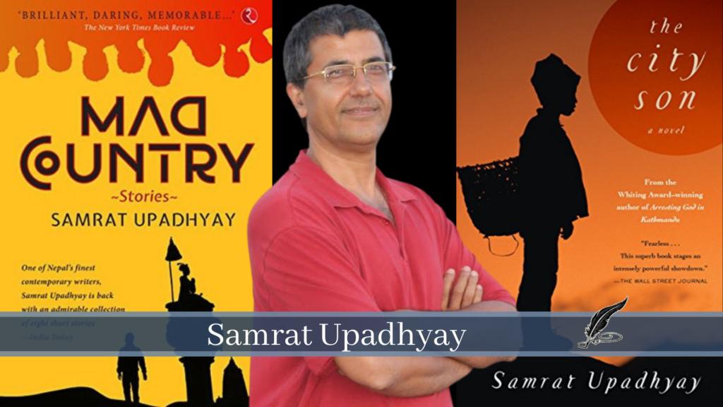 Samrat Upadhyay Top books