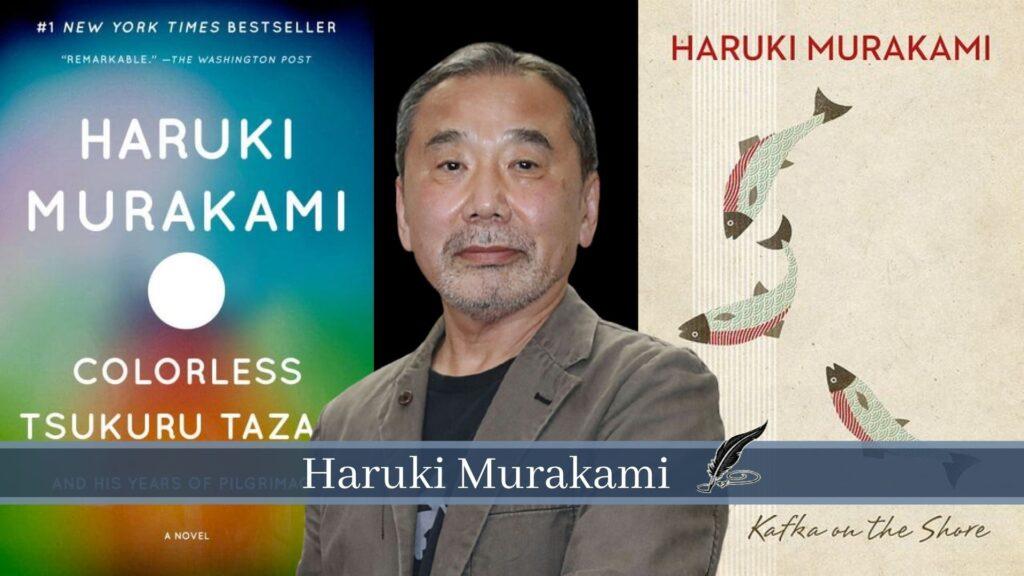 Best Books Haruki Murakami